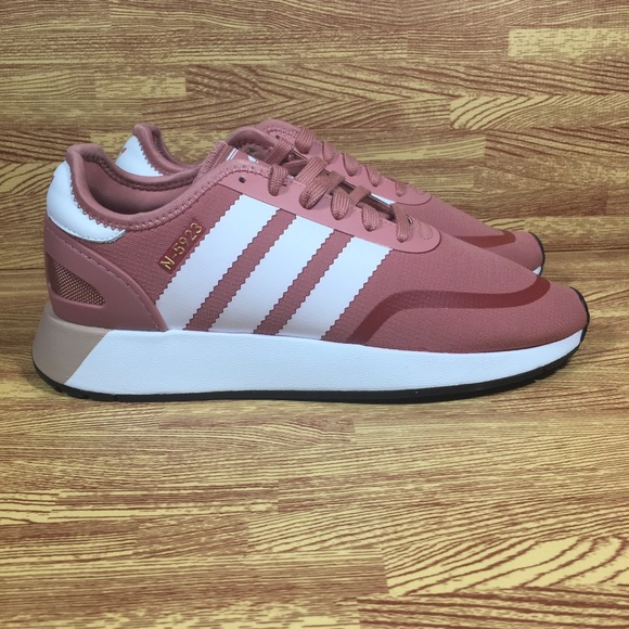 low cost db29c 71fe7 Adidas N-5923 Ash Pink Runner Women s 8 AQ0267